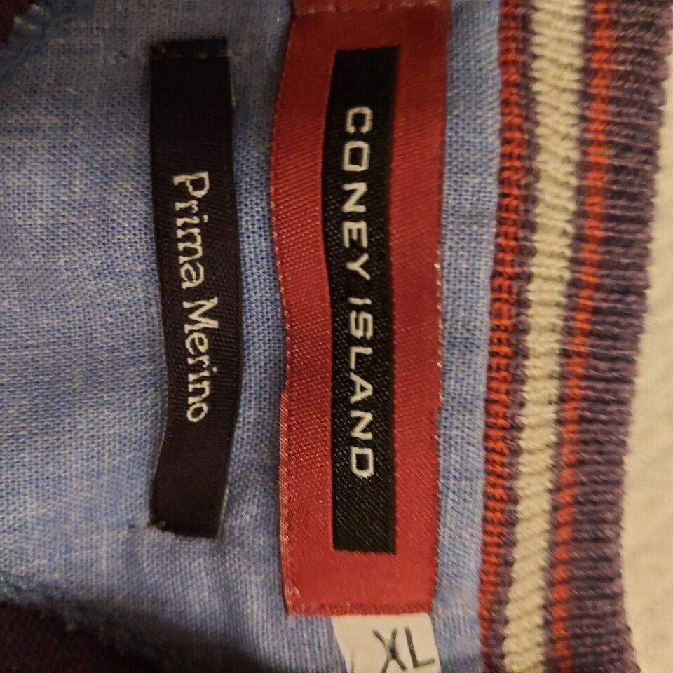 Sweatshirt, Coney Island, str. XL