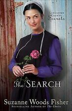 Book 3: The Search By Suzanne Woods Fisher~Paperback, 2011, VERY GOOD Condition!