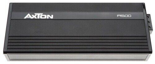 1x180 RMS etapa final High Level en Axton a500 5 canal digital amplificadores 4x80