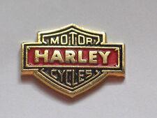 Harley Mini Shield Motorcycle Pin (2 Posts) **