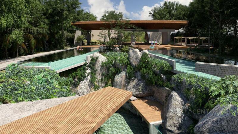 En Venta Terreno Residencial en la Ruta de los Cenotes C2906