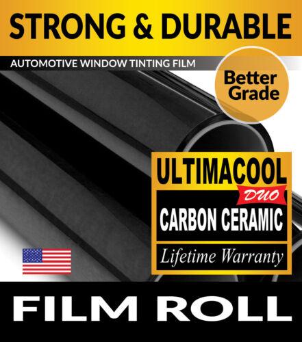 "FILMVANTAGE ULTIMACOOL DUO 5/% VLT 40/"" x 70/"" WINDOW TINT ROLL 101.6cm x 177.8cm"