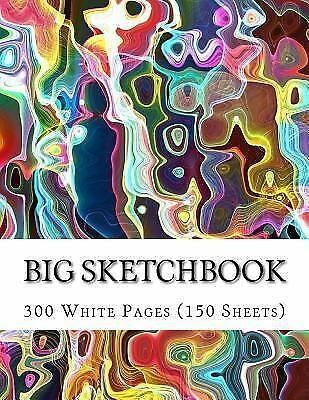 Big book with blank pages