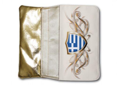 Sac femmes or portefeuille Grèce Athènes 6