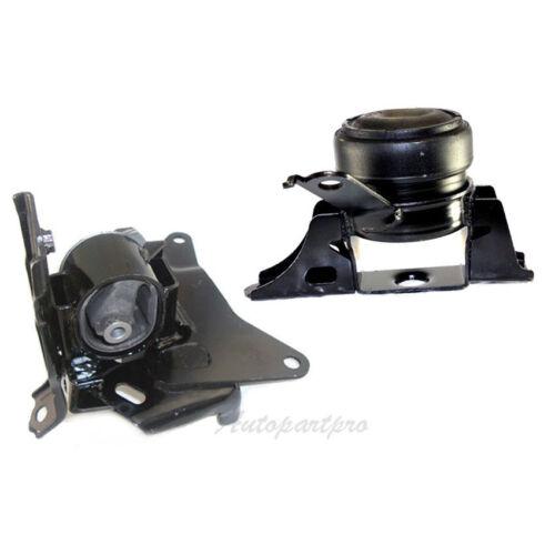 M896 For 2007-2011 Toyota Yaris 1.5L Transmission Mount Auto Set 2PCS 4254 MK048