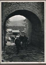 1920's CHINA GRAVURE PAGEANT OF PEKING DONALD MENNIE - GATEWAY CHU YUNG KUAN