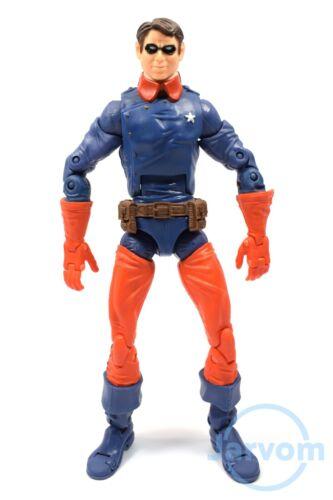 "Marvel Legends 6/"" pouces Brood Queen BAF Wave Captain America Bucky Loose complet"