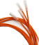 """BBQ Future 4 Pack Universal 48/"""" Igniter Wire for Gas Grill Models by BBQ Grillwa"""