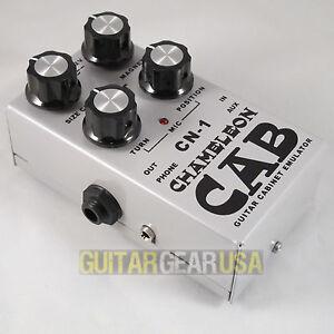 AMT-Electronics-CN-1-CHAMELEON-Cab-Guitar-Cabinet-Emulator