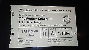 Ticket Nürnberg