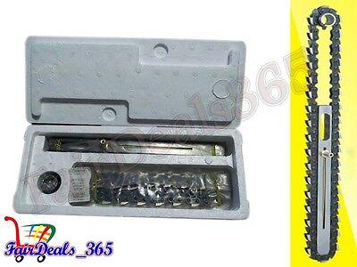 "12mm MORTISER CHAIN SET /& SPROCKET WIDTH  1//2/"" 36 LINKS BRE 5//8 LENGTH 1.3//4"