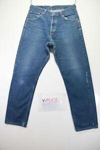 Haute Boyfriend Y1513 L32 W33 D'occassion 522 Taille 47 Code Tg Levi's Jeans pqatxPW
