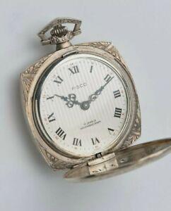Montre gousset  FISCO montre de poche