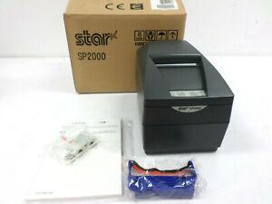 Star Micronics POS 2 Color Dot Matrix Reciept Printer BRAND NEW SP2360MD w Ink
