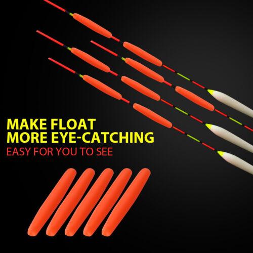 100Pcs Launcher Long Distance Fishing Casting Float Indicator Floating Fish Tool