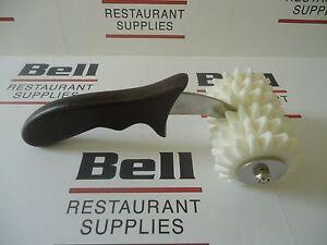 *NEW* Dough Docker w/ 6 Wheels Plastic Points & Handle