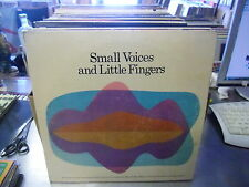 Mary Baker Eddy Small Voices & Little Fingers vinyl LP 1972 w/Book Private Press