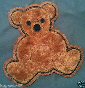 Kaylee-Bear-Patch-Firefly-Serenity-PRE-DYED-AND-DISTRESSED-Perfect-for-Cosplay
