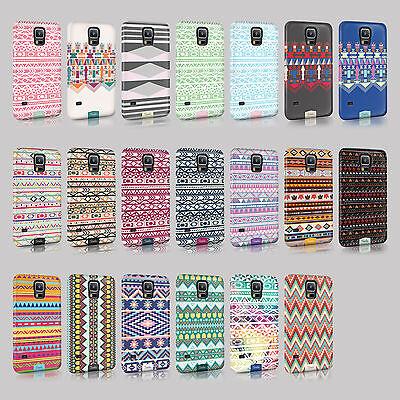 Tirita Aztec Ethnic Trend Tribal Case Hard Cover For HTC