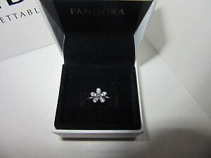 PANDORA 190932CZ DAZZLING DAISY STERLING SILVER RING SIZE 56 IN BOX AS PHOTO - Swadlincote, United Kingdom - PANDORA 190932CZ DAZZLING DAISY STERLING SILVER RING SIZE 56 IN BOX AS PHOTO - Swadlincote, United Kingdom
