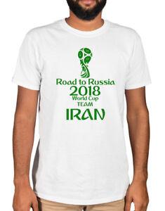 Iran World Cup 2018 T-Shirt Russia Football Nekounam Team Melli Ali ... e3ef9a19d