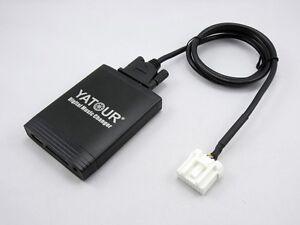 USB-SD-MAZDA-AUX-Adaptador-MP3-Cambiador-de-CD-MAZDA-6-GG-GY-GG1-2002-2007