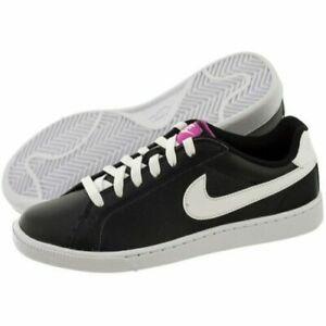 Low Top Tennis Shoes 454256 017 Black