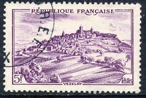 STAMP-TIMBRE-FRANCE-OBLITERE-N-759-VEZELAY