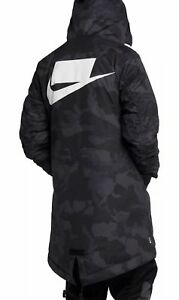 Image is loading Nike-Sportswear-Synthetic-Fill-Parka-Obsidian-Camo-New- 6afdeac5a748