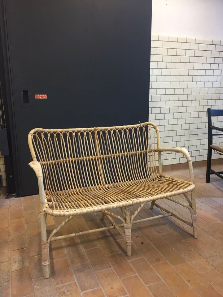 bambus sofa Bambus Sofa, Vintage – dba.dk – Køb og Salg af Nyt og Brugt bambus sofa