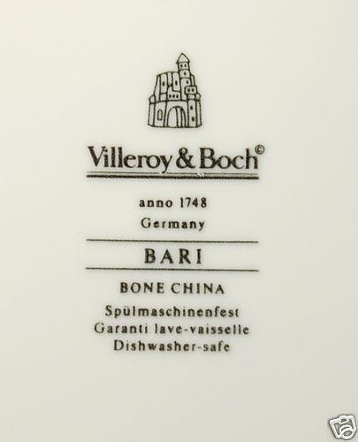 V & B Villeroy & & & Boch Bari Stövchen | Räumungsverkauf  740445