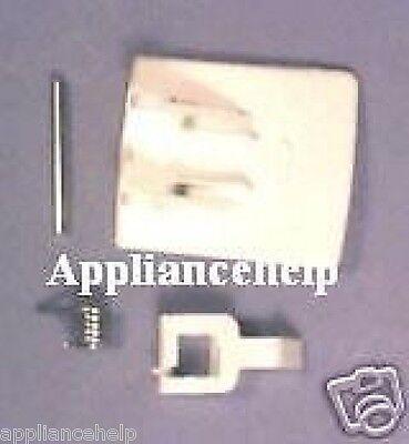 WHITE KNIGHT Tumble Dryer DOOR HANDLE CATCH KIT