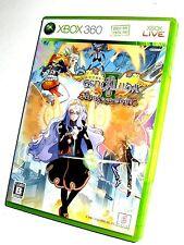 Xbox360: Espgaluda II Black Label 2 disc versión-Code free-japón importación