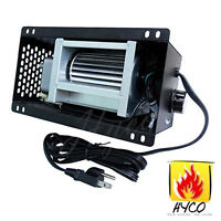 Variable S31105 Blower Fan For Cfm Us Century Plate Steel Wood Stoves Fireplace