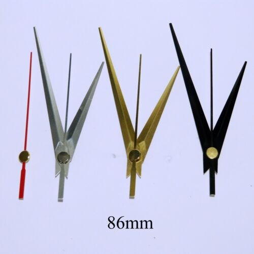 5x Quartz ticking clock movements with huge choice of hands and FREE SHIPPING