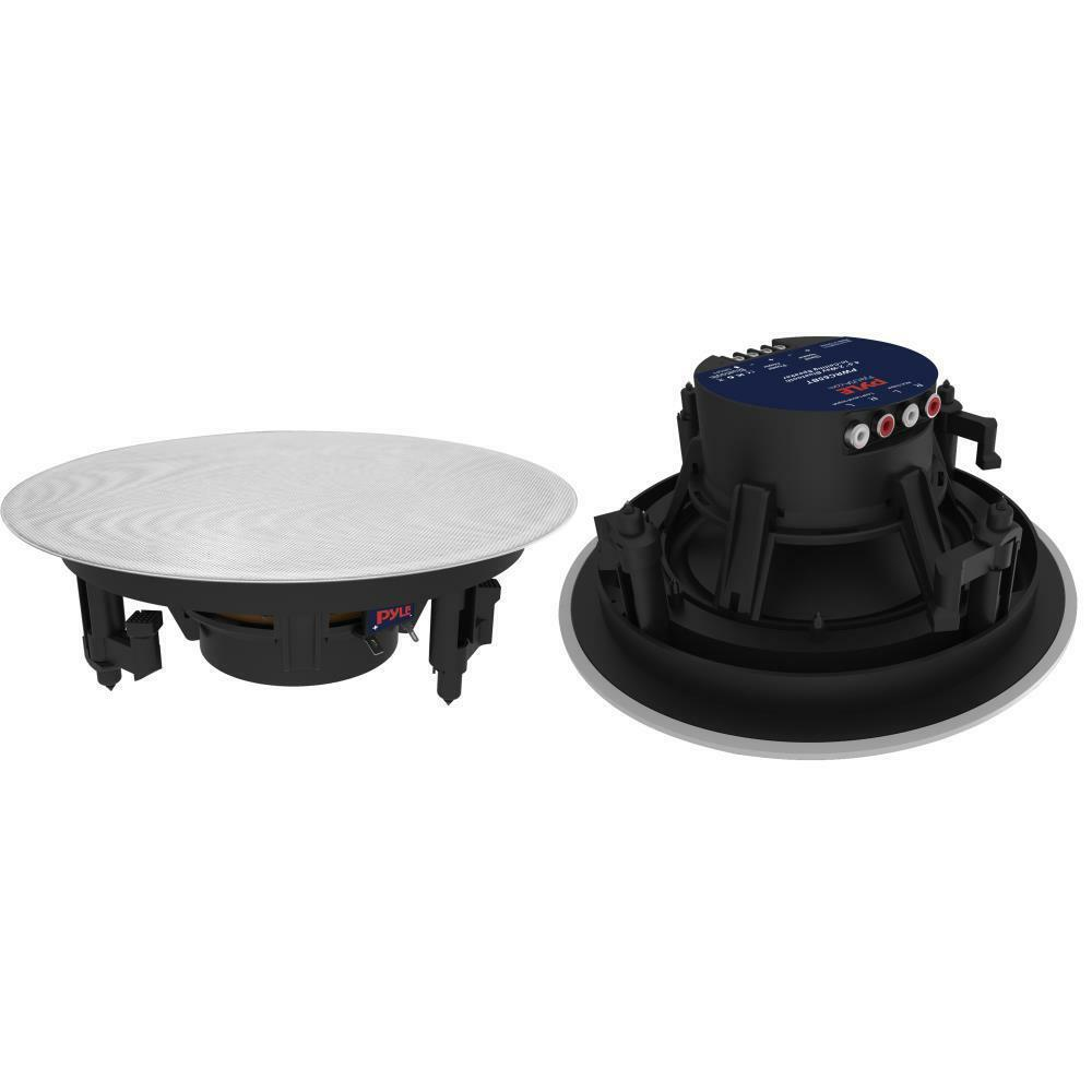 Pyle Dual 6.5  300W In-Wall   In-Ceiling blueetooth Speakers   Wireless Streaming