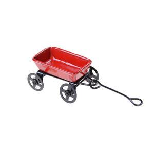 1-12-maison-de-poupee-miniature-jardin-chariot-metal-meubles-semblant-jouer-I