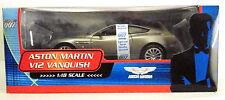 James Bond 007 1:18 Scale Aston Martin V12 VANQUISH. Die Another Day. 2002.