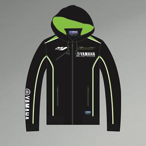 Official Tech 3 Yamaha Team Zip Up Hoodie - 17