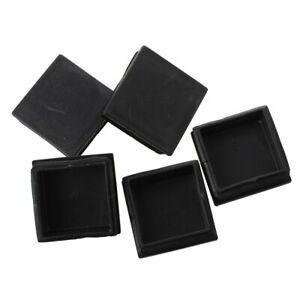 REFURBISHHOUSE-5-pieces-Plastique-Carre-Obturation-Embouts-Inserts-Tuyaux-Tube-5