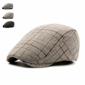 2019 Fashion British Style Summer Sun Hats for Men Women High Quality Beret Caps