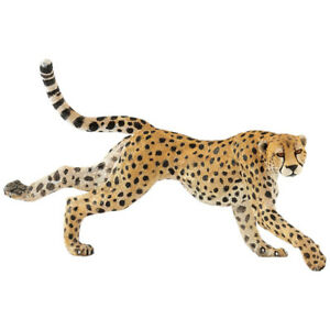 Papo-Wild-Animal-Kingdom-Running-Cheetah-50238-NEW
