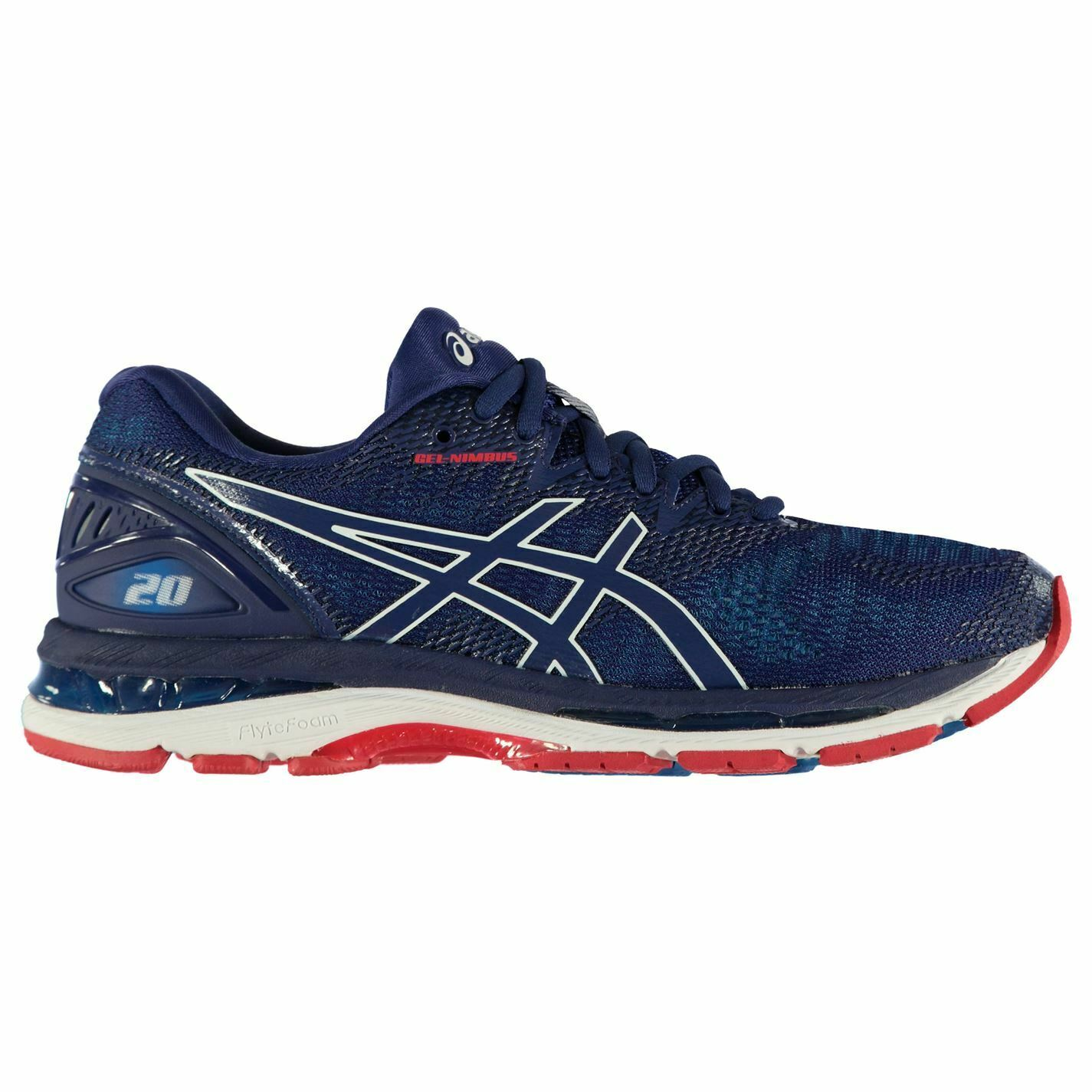 Asics Mens Gel Nimbus 20 Running shoes Sport Athletic Trainers Sneakers