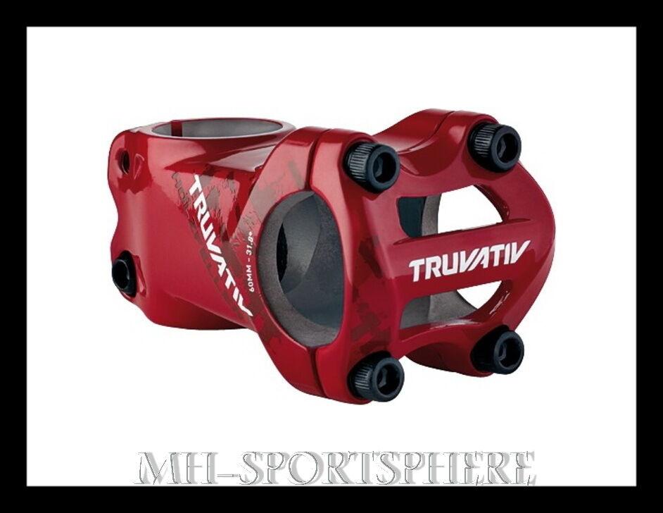 TRUVATIV Vorbau Holzfeller, 1 1 8 8 8 , 50 mm, MTB Downhill,  BoXXer rot, Angebot  | Moderne Muster  d34c5f