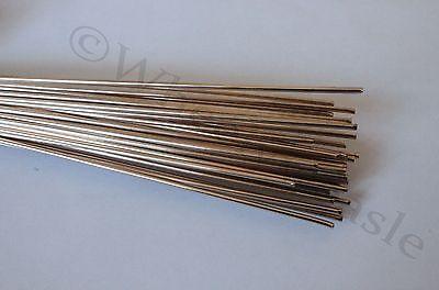 30 of 3.2 x 445mm SIFSILCOPPER 968 weld C9 wire rods TIG silicon bronze CuSi3Mn1