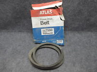 Atlas Power-drive Belt 687590 Replaces 801 Old Stock