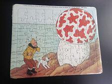 Puzzle Tintin Lombard 1985 L'étoile Mystérieuse ETAT NEUF SOUS CELLO