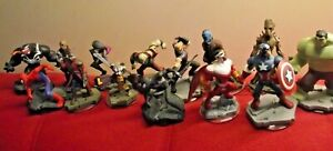 Disney-Infinity-Figures-Marvel-Characters-Console-Xbox-One-360-Wii-PS3-PS4