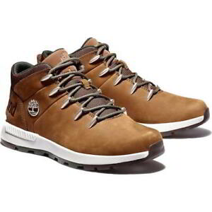 Tecnología Mencionar Exitoso  Timberland Euro Sprint Trekker Mens Brown Lace Up Chukka Ankle Boot Size UK  8-11 | eBay