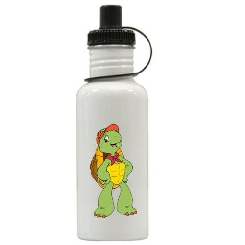 Personalized Custom Franklin the Turtle Water Bottle Gift Add Childs Name